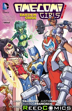 Ame Comi Girls Volume 3 Earth In Crisis Graphic Novel