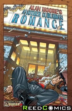 Another Suburban Romance Colour Edition Graphic Novel