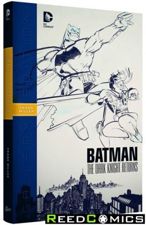 Batman Dark Knight Returns Gallery Edition Hardcover