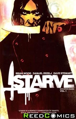 Starve Volume 1 Graphic Novel