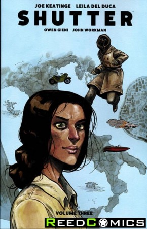 Shutter Volume 3 Quo Vadis Graphic Novel