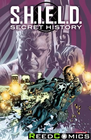 SHIELD Secret History Graphic Novel