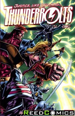 Thunderbolts Classics Volume 1 Graphic Novel