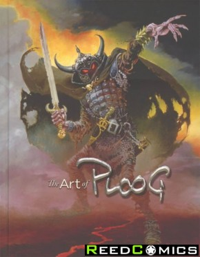 Art of Ploog Hardcover
