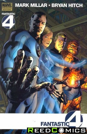 Fantastic Four Worlds Greatest Premiere Hardcover