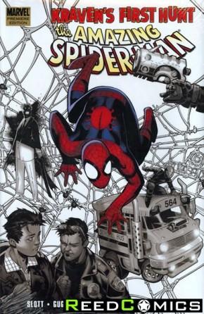 Amazing Spiderman Kravens First Hunt Premier Hardcover