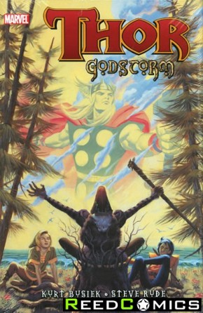 Thor Godstorm Hardcover