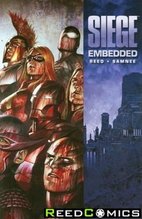 Siege Embedded Graphic Novel
