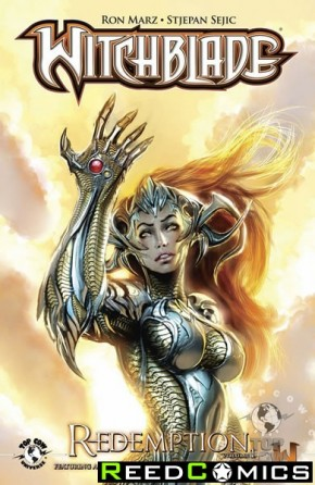 Witchblade Redemption Volume 1 Graphic Novel