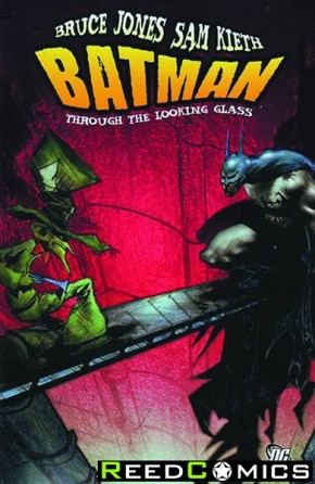 Batman Through the Looking Glass Hardcover