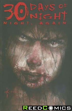 30 Days of Night Night Again Graphic Novel