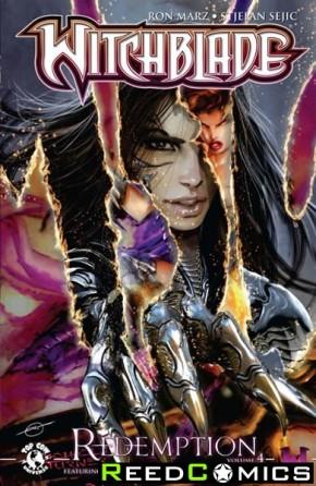 Witchblade Redemption Volume 4 Graphic Novel