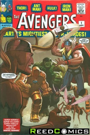 Avengers Omnibus Volume 1 Hardcover