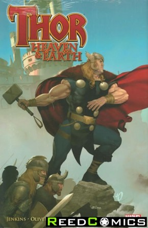 Thor Heaven And Earth Hardcover