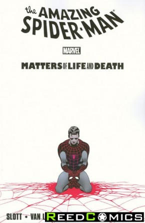 Amazing Spiderman Matters Of Life And Death Graphic Novel