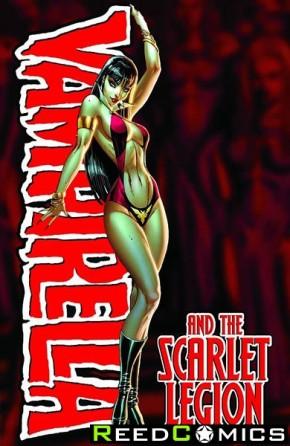 Vampirella and the Scarlet Legion Graphic Novel