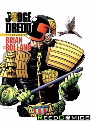 Judge Dredd Complete Brian Bolland Hardcover