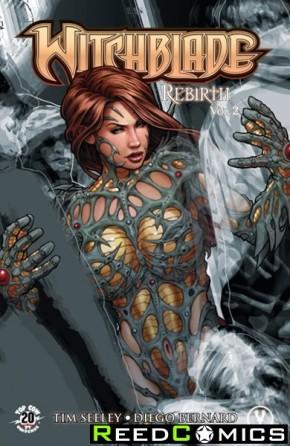 Witchblade Rebirth Volume 2 Graphic Novel