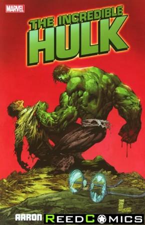 Incredible Hulk by Jason Aaron Volume 1 Graphic Novel