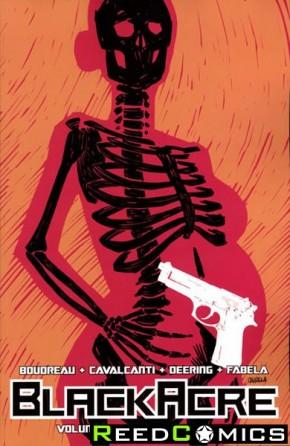 Blackacre Volume 2 Graphic Novel