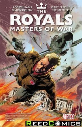 Royals Masters of War Graphic Novel