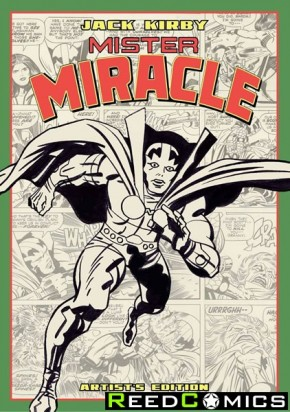 Jack Kirby Mister Miracle Artist Edition Hardcover