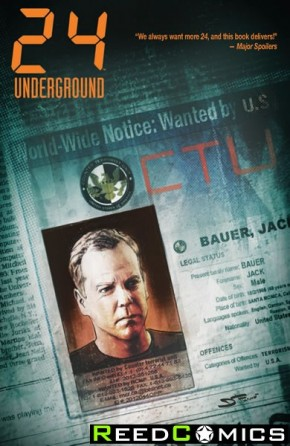 24 Underground Graphic Novel