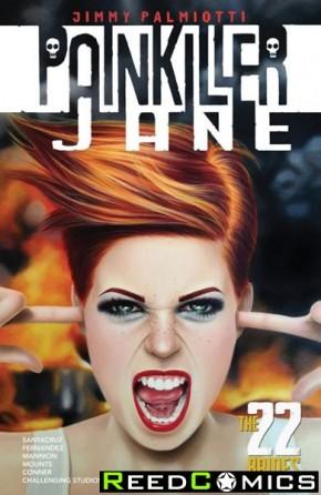Painkiller Jane 22 Brides Graphic Novel