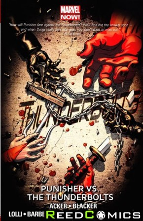 Thunderbolts Volume 5 Punisher vs Thunderbolts Graphic Novel