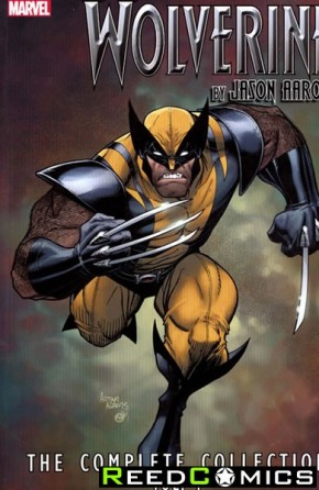 Wolverine by Aaron Complete Collection Volume 4 Graphic Novel