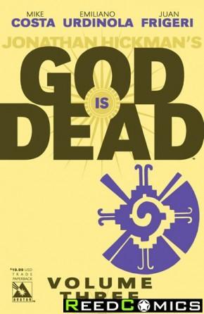 God is Dead Volume 3 Graphic Novel