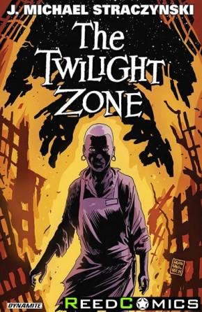 Twilight Zone Volume 2 Way In Graphic Novel