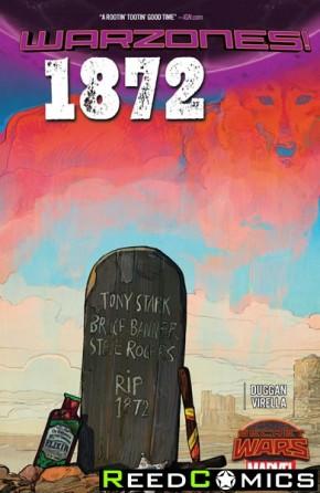 Marvel 1872 Graphic Novel
