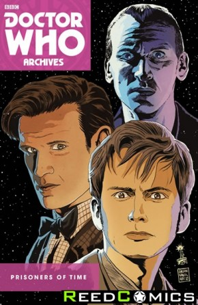 Doctor Who Prisoners of Time Graphic Novel