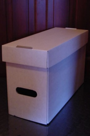 Comic Boxes (Ship to UK Mainland Only)