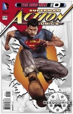 Action Comics Volume 2 #0