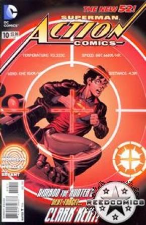 Action Comics Volume 2 #10
