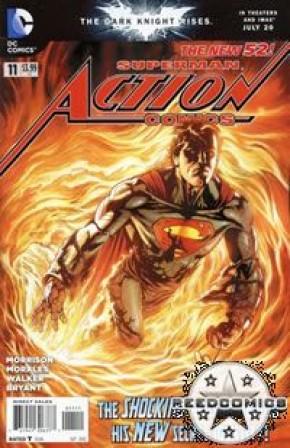 Action Comics Volume 2 #11