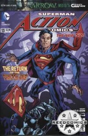 Action Comics Volume 2 #13