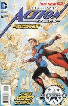 Action Comics Volume 2 #14