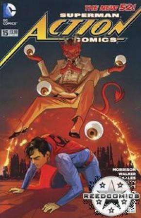 Action Comics Volume 2 #15 (Fiona Staples Variant Cover)
