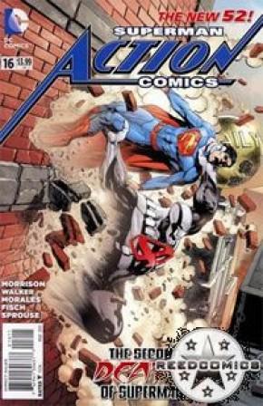 Action Comics Volume 2 #16