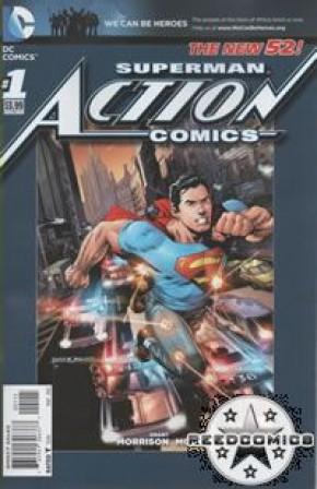 Action Comics Volume 2 #1 (5th Printing)