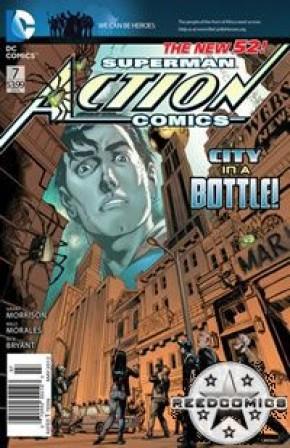 Action Comics Volume 2 #7