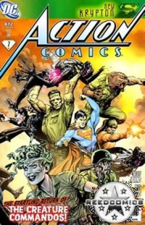 Superman Action Comics #872