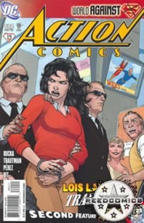Superman Action Comics #884