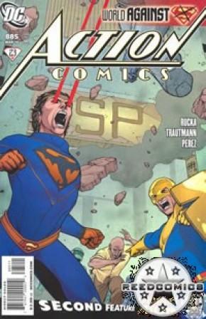 Superman Action Comics #885