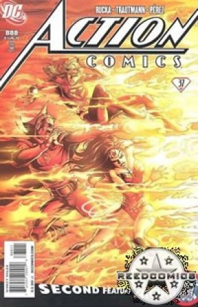 Superman Action Comics #888