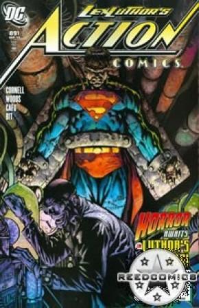 Superman Action Comics #891