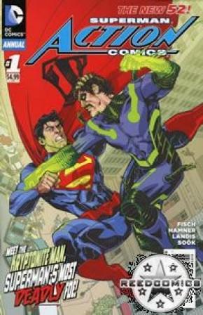 Action Comics Volume 2 Annual #1